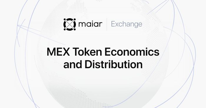 Broad Distribution And Compelling Tokenomics: Introducing The MEX Economic Model