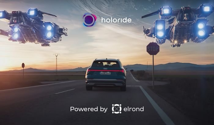 Audi-backed holoride To Transform Every Car Ride Into The Ultimate Entertainment Experience Via Extended Reality And NFTs On The Elrond Blockchain