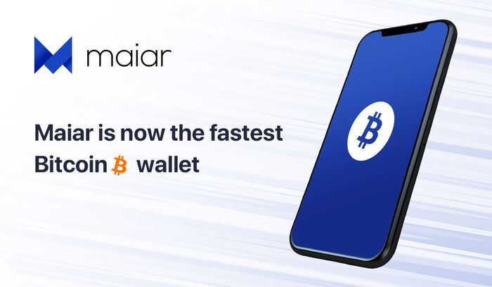 Bitcoin Is Now Available In Maiar, The Fastest Gateway Into The Internet Of Money